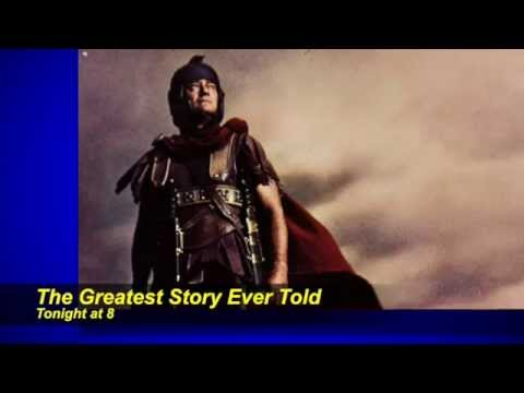 "WRCT-TV presents ""The Greatest Story Ever Told"""