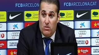 """Sandoval: """"En Madrid todos sabían que el Barcelona no estaba en crisis"""""""