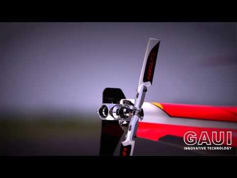 GAUI R5 Speed Machine TRAILER - SPEED and BEAUTY