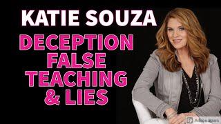 KATIE SOUZA DECEPTION & LIES