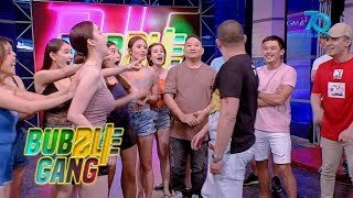 Bubble Gang: Kim Domingo beats the 'BG Boys!'