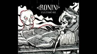 Ronin - Tre miniature