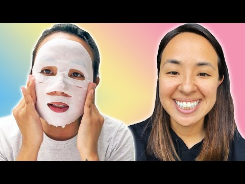 I Wore A $150 Face Mask For A Week