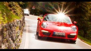 Porsche Urlaub im Hotel Defereggental