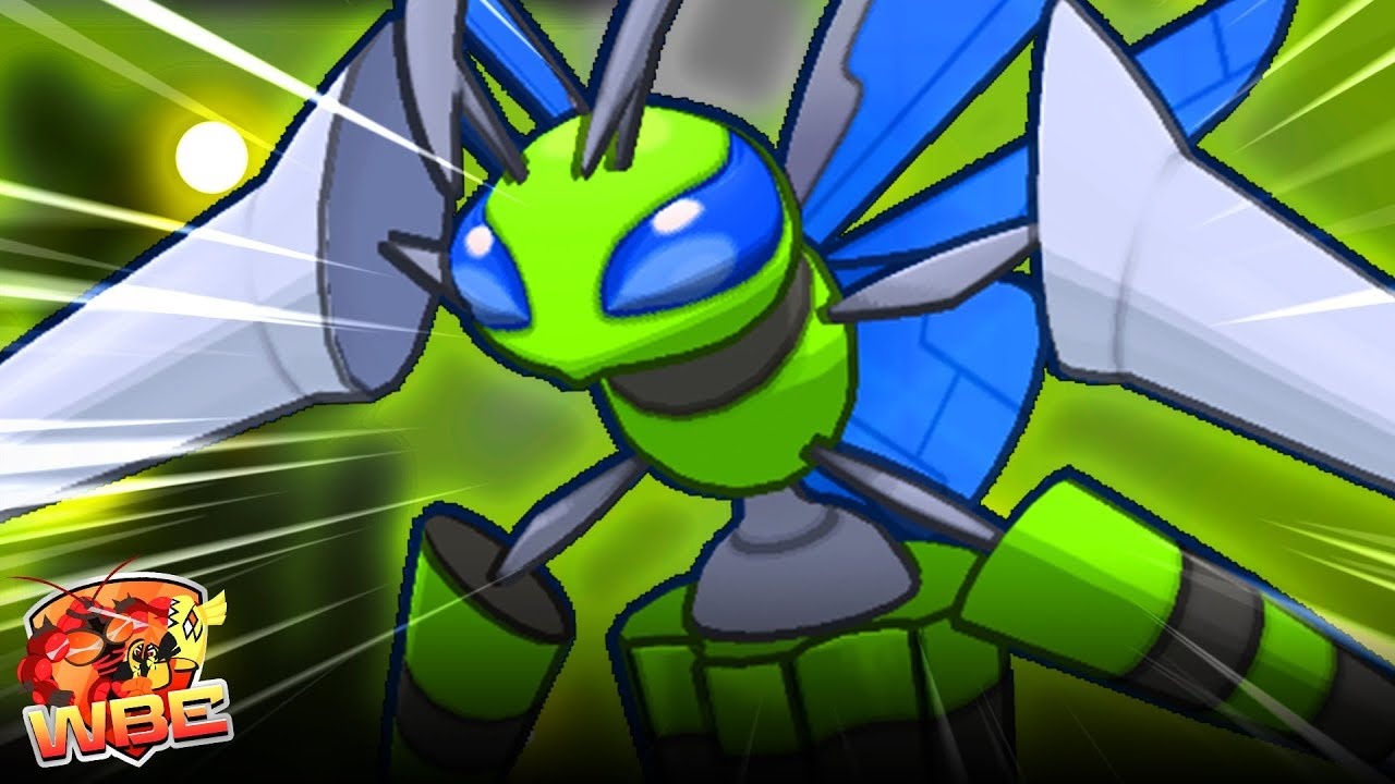 Mega Beedrill BUGGING OUT! - WBE S3W2
