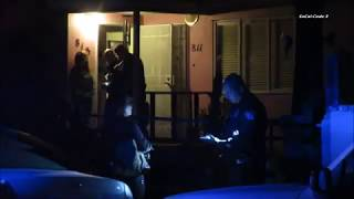 Man Shot In The Thigh After Argument 2/11/2018