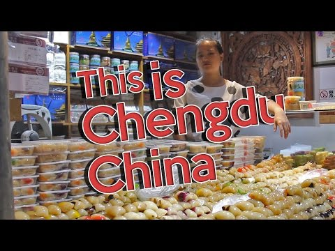 Jin Li Ancient Street - Food, Shopping, and Fun | This is Ch