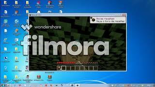 Apenas Um Drop Video Curto De Minecraft