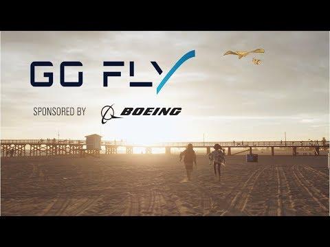 Boeing Sponsors GoFly