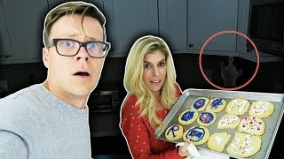 Do Not Bake Cookies at 3am Challenge! Holiday cookies ghost, not clickbait. (Day 351)