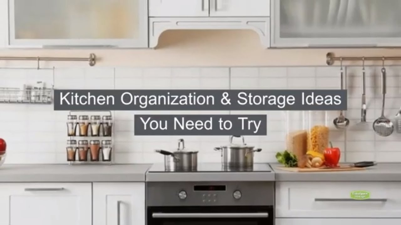 31 Kitchen Organization Storage Ideas You Need To Try Extra Space Storage