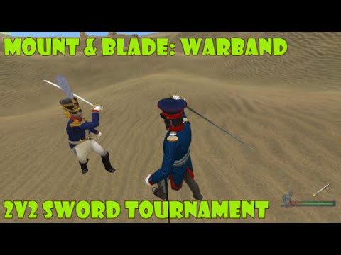 mount and blade warband how to make a tournament