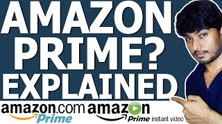 What is Amazon Prime? Explained in Hindi