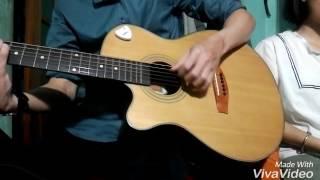 Đi về đâu cover by Tròn Tròn. guitar: Trọng Nghĩa