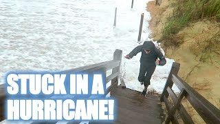 OUTRUNNING HURRICANE JOAQUIN!