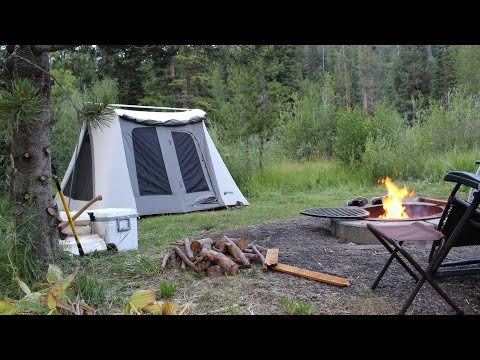 Weekend Campout - Ledge Fork Campground