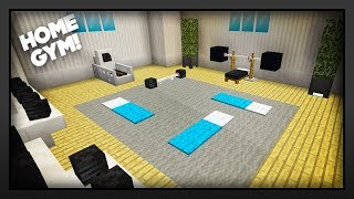 Minecraft - How To Make A Gym