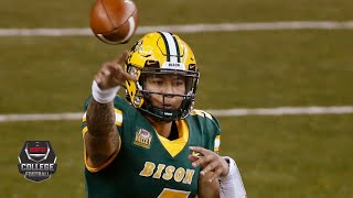 Check out highlights of trey lance and the north dakota state bison as they host central arkansas bears.#cfb #cfbhighlights✔ sign up for espn+: http://ww...