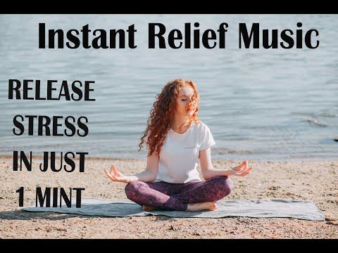 Instant relief relaxing &  clam music for meditation sleep 24/7 healing deep sleep meditation sp