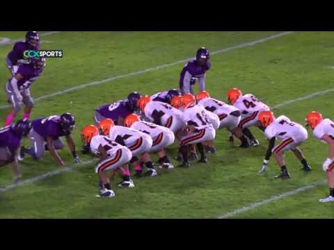 Brooklyn Center vs. St Paul Humboldt High School Football