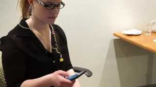 candid interaction revealing hidden mobile and wearable computing