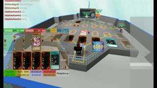 Roblox YGO Battle City!