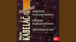 Eight Inventions for percussion instruments, Op. 45 - Recitativo