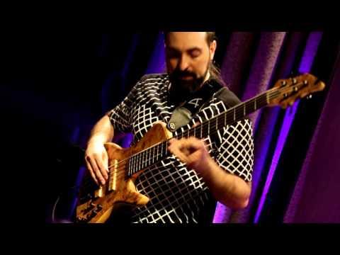 """Alain Pérez Trio """"Camino Del Oso"""" -Ac Recoletos Live-"""