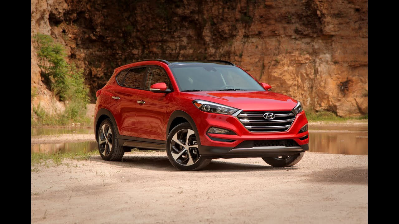 Colores Hyundai Tucson 2017 >> 2016 Hyundai Tucson Review - YouTube