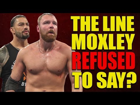 The SHOCKING Promo Jon Moxley REFUSED To Say In WWE   Wrestlers Want Out WWE 'Prison'