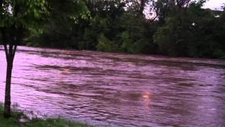 Flood Riverside Park 5/25/11