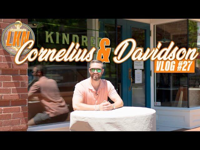 Cornelius & Davidson | VLOG #27