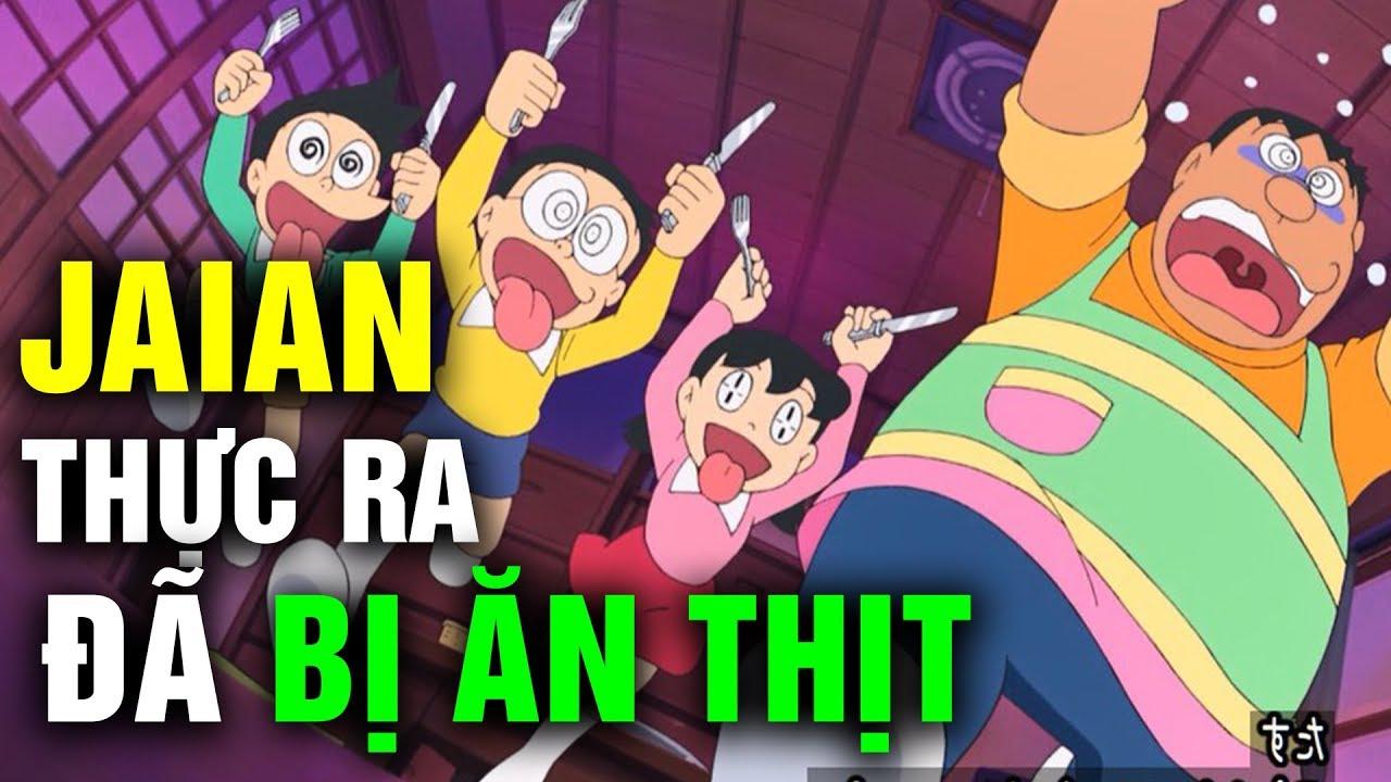 Kinh Hoàng Sự Cố Khiến Jaian Hàng Thật Bị Thay Thế Trong Truyện Doraemon