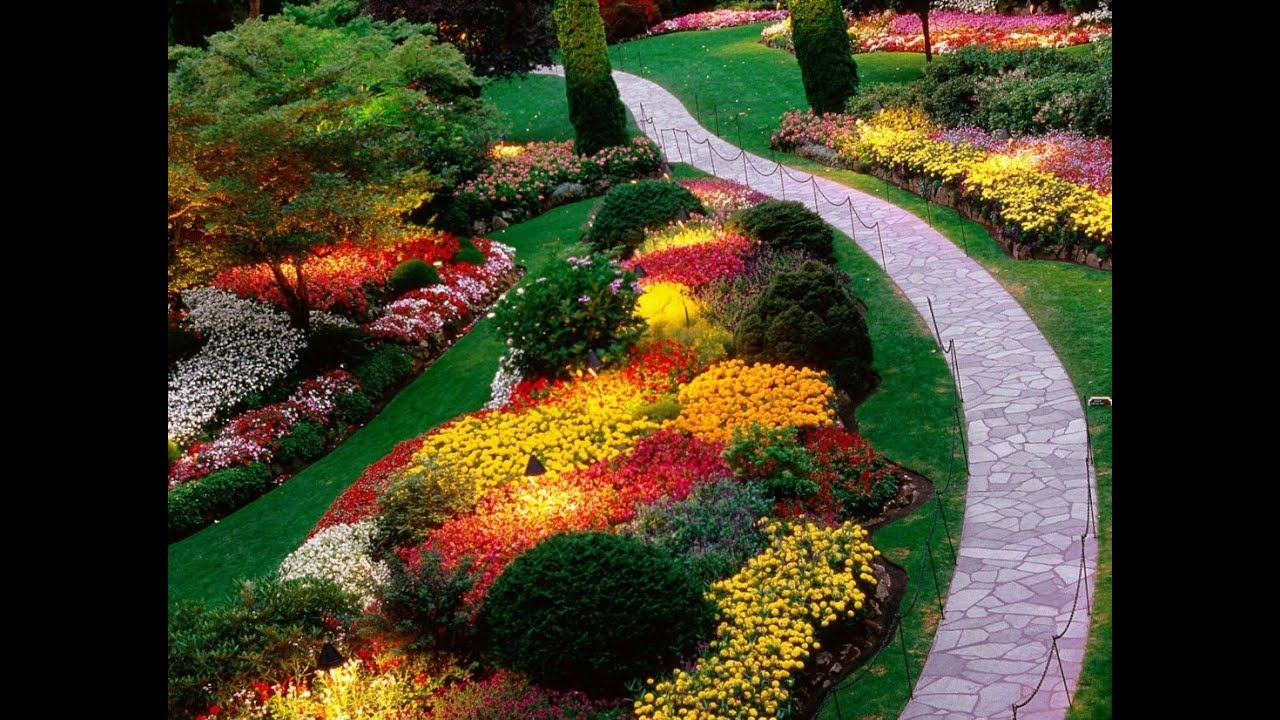 Landscape Design Ideas For Outdoor Gardening Decor