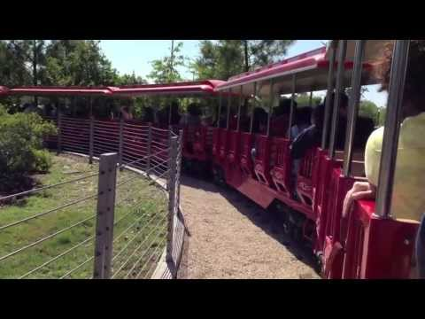 Houston Hermann Park Miniature Railroad