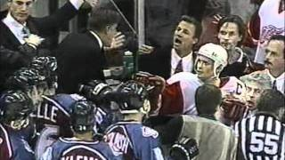 Shanahan smokes Corbet, Coach Crawford goes bananas May 22, 1997