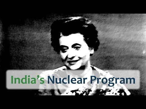 Why did India build the Nuclear Bomb?