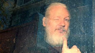 Julian Assange arrest