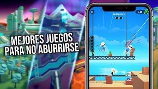 TOP MEJORES JUEGOS QUE NO CONOCES PARA NO ABURRIRSE ESTOS DÍAS   Android / iOS