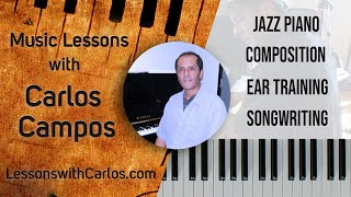 Music Lessons with Carlos Campos