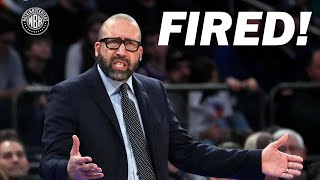 David Fizdale Fired by New York Knicks!