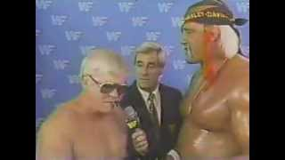 The Crusher and The Hulkster
