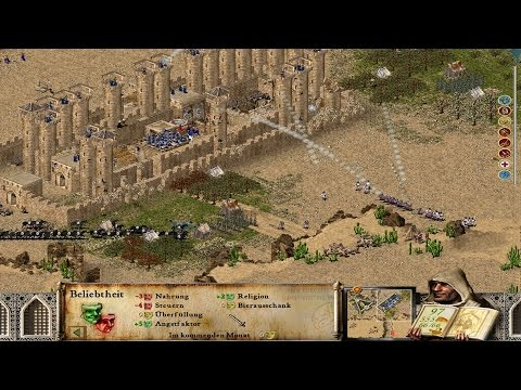 Stronghold Crusader Extreme #40 - Getrennt | Let's Play (German)