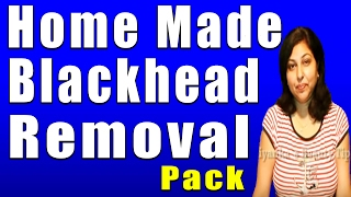 Natural Pack For Blackheads Thumbnail