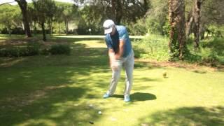 SoGreenTv : Christian Lopez sur le trou 15 au golf de l