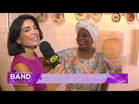 Band Mulher - A Casa do Rio Vermelho | Bloco 01