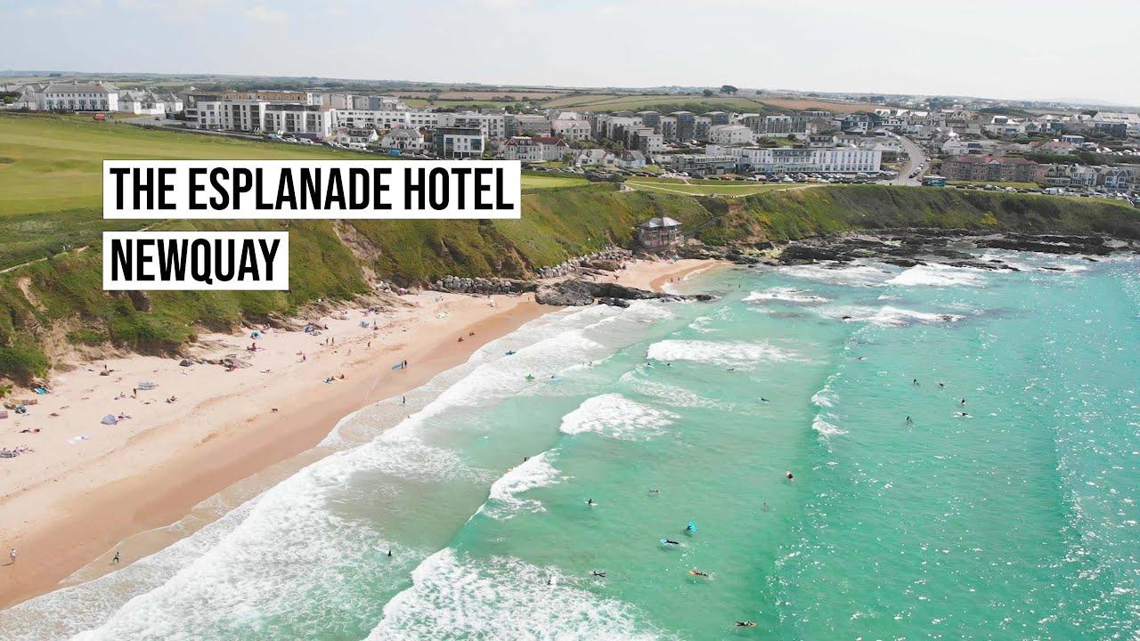Esplanade Hotel Cornwall 2021