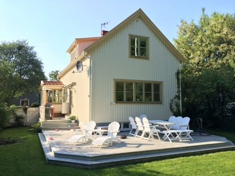 Cosy family villa close to Stockholm City for rent ID 5488