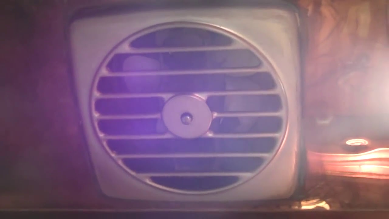 Cleaning the NuTone Kitchen Exhaust Fan Part 2