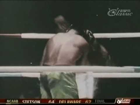 "Sonny Liston vs George ""Scrap Iron"" Johnson"